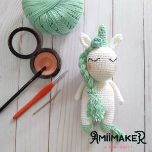 Amigurumi Unicorn | Amigurumi Free Patterns - Amigurumi Tutorial ... | 300x300